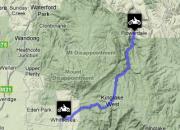 Central Victoria - Whittlesea to Flowerdale