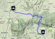 Central Victoria - Yea to Seymour via Ghin Ghin & Highlands Roads