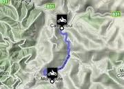 SA - Castambul to Montacute