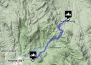 Motorbike Ride from Healesville to Narbethong